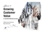 Growing Value: Practical Actions SAMs can take today