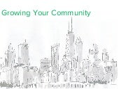 5 easy tips on growing your online community
