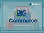 Grows your business with big commerce