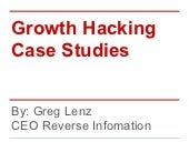 Growth Hacking Case Studies