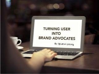Growth Hacking Customer Referral - Ignatius Untung