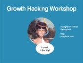 15 Practical Startup Growth Hacks - Workshop