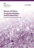 Future of cities: graduate mobility