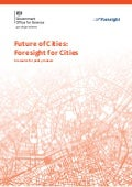 Future of cities: foresight for cities