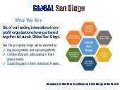 Learn more about the features of Global San Diego