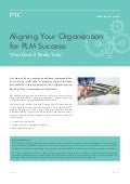 Aligning Your Organization for PLM Success