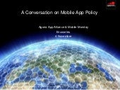 Mobile APP privacy guidelines - global view