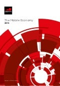 GSMA Global Mobile Economy Report 2015