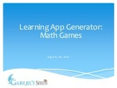 Math Learning Apps for Children