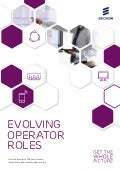 Paper: Operators must evolve to succeed in the Internet of Things