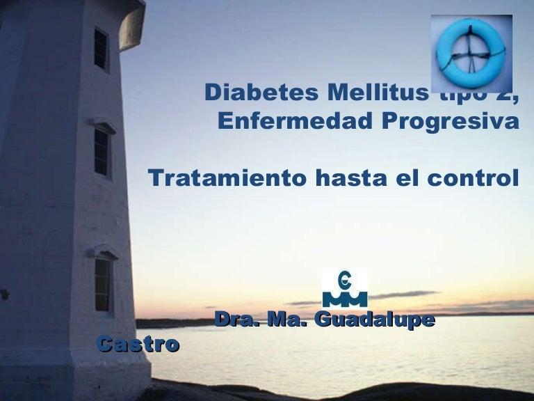 inicio temprano y agresivo de la terapia con insulina para la diabetes tipo 2