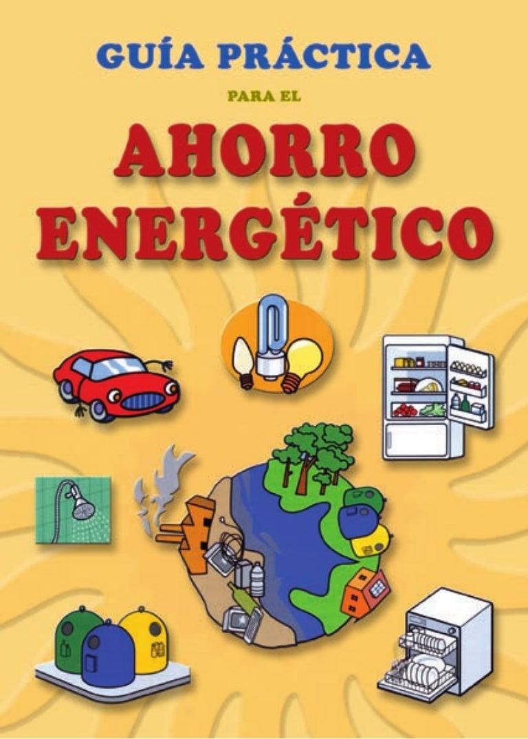 Gu A De Ahorro De Energ A  ~ Medidas Para Ahorrar Energia En Casa