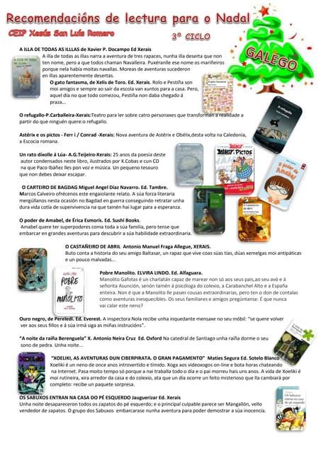 Guía de lectura nadal 2014 pdf