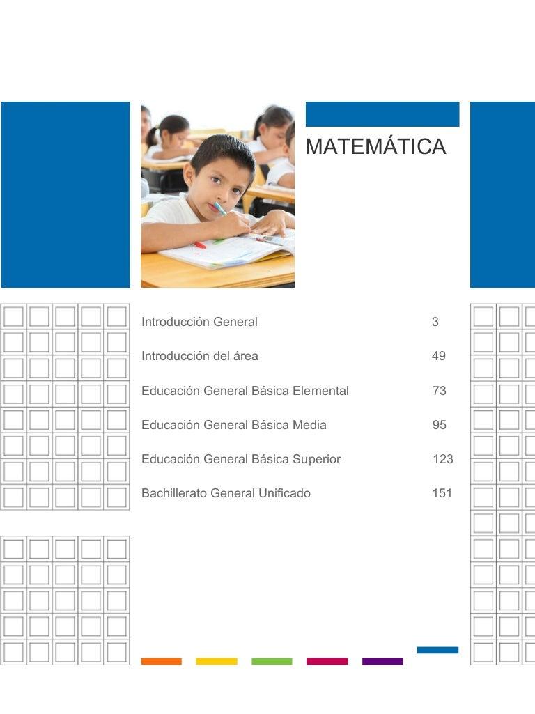 Guía de matemática en word