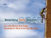 Guardium Data Activiy Monitor For C- Level Executives