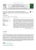 Root causes of fluid spills from earthmoving plant and equipment: Implications for reducing environmental and safety impacts