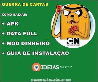 Download: Guerra de Cartas APK+DATA (torrent)