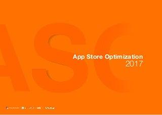 Guía ASO 2017 - Manual App Store Optimization by PickASO