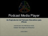 Tutorial Podcast Media Player