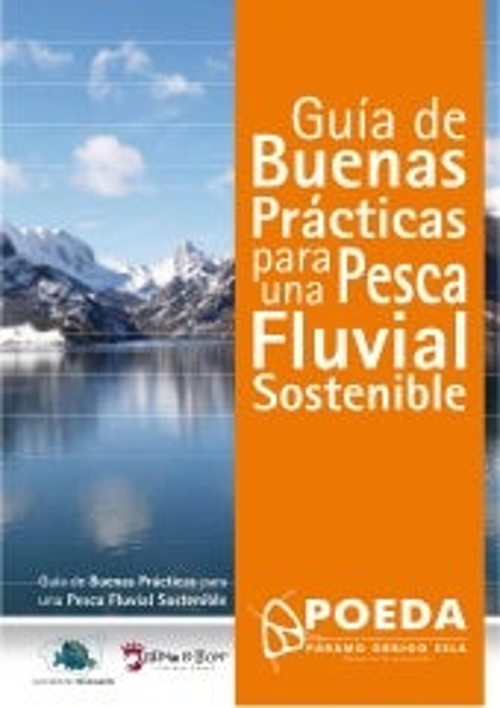 Guia de Buenas Prácticas:Pesca Fluvial