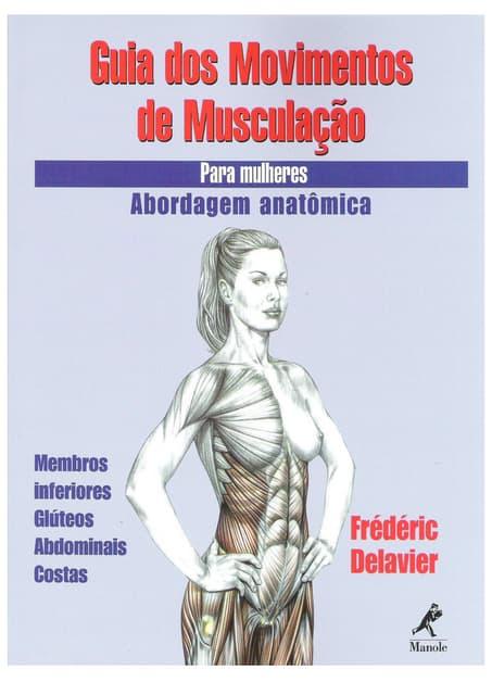 Livro Anatomia Da Musculacao Pdf