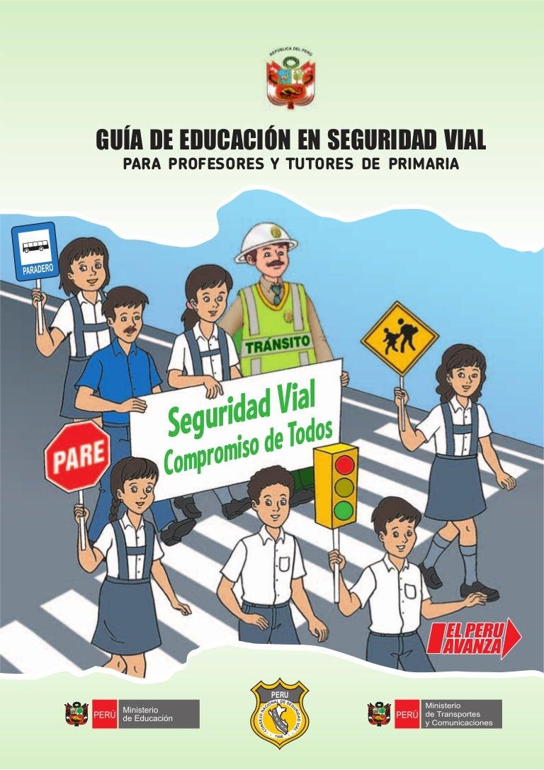 Guia EducacióN Vial Primaria