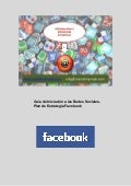Facebook - Guia iniciación Redes Sociales