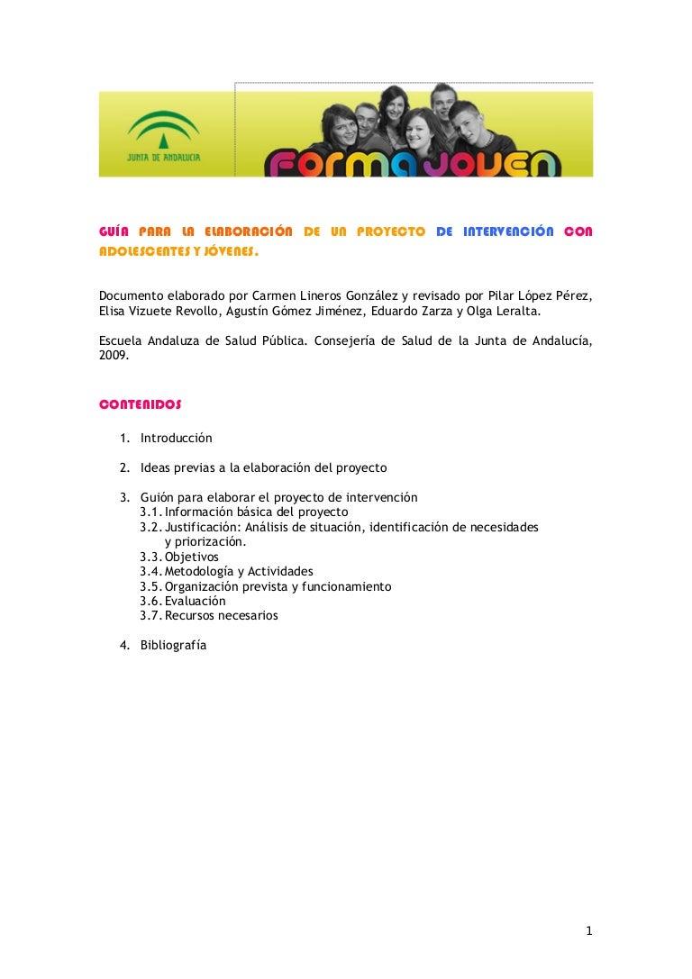 Guia paraelaborarproyectof jmarzo2011-1