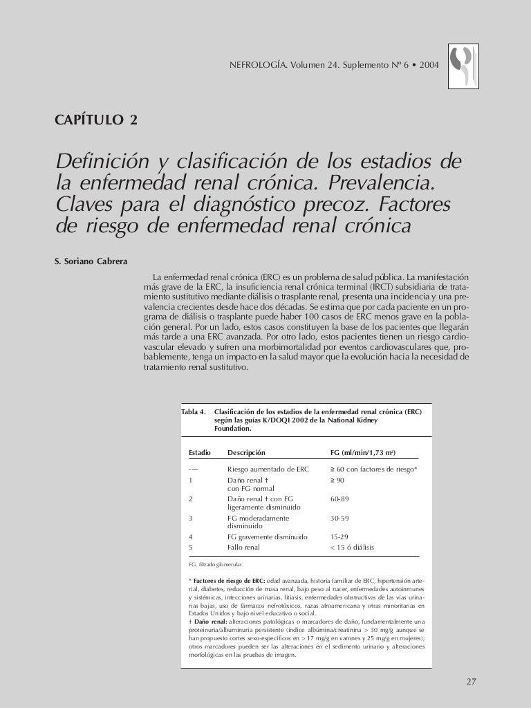 Guía de práctica clínica k doqi para la diabetes