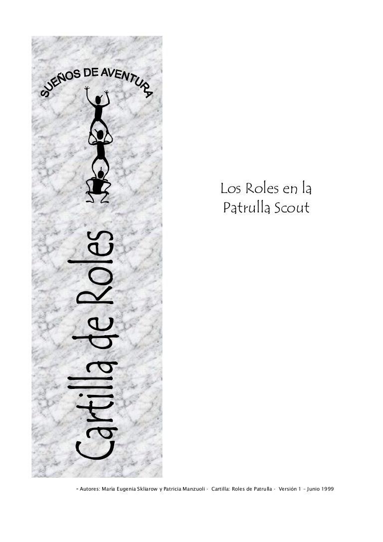 Los Roles de la Patrulla Scout