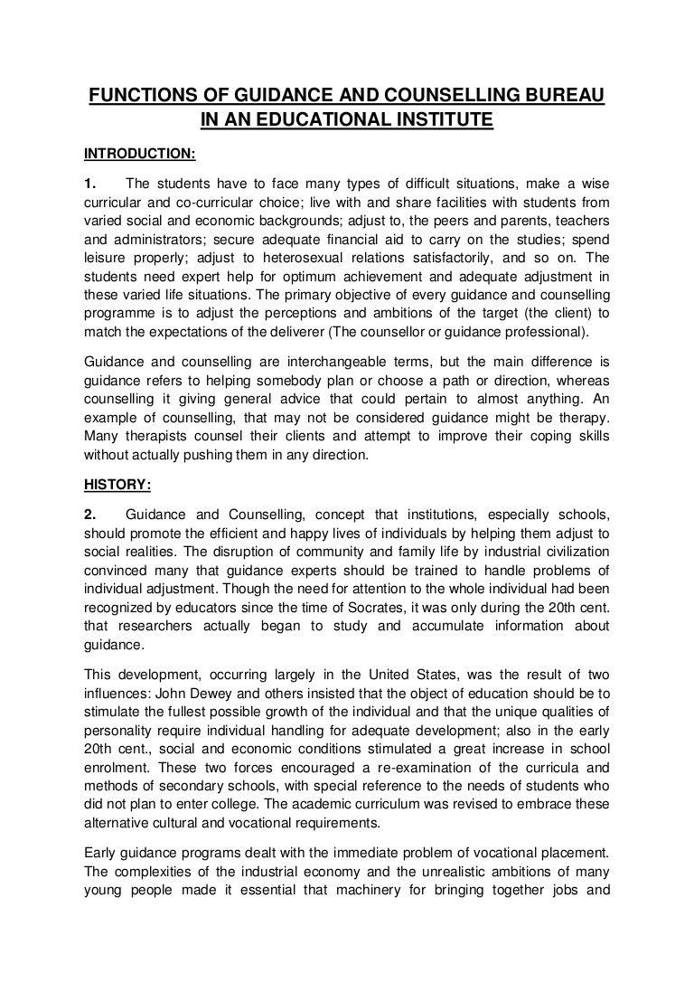 Case study student development