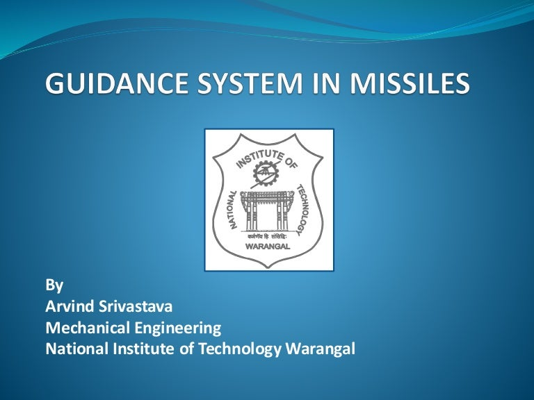 Guidance system in missiles