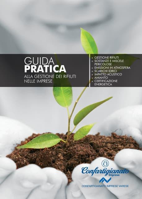 Guida pratica alla gestione dei rifiuti nelle imprese