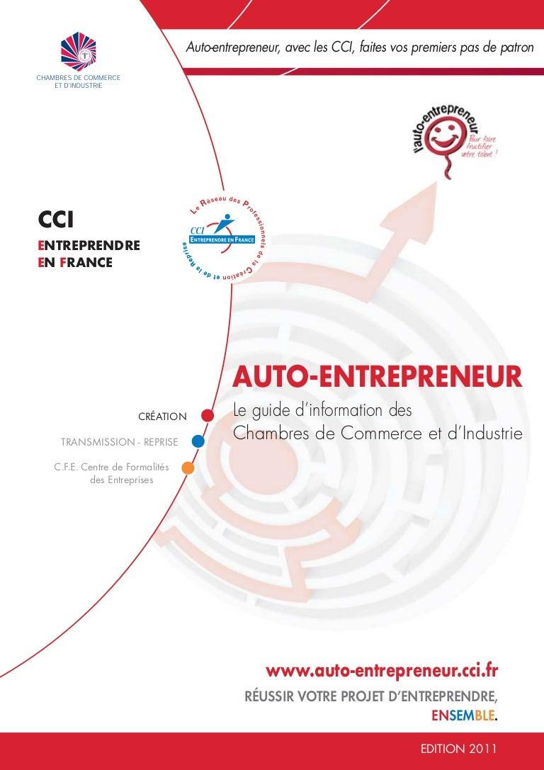 guide de lauto entrepreneur 2011