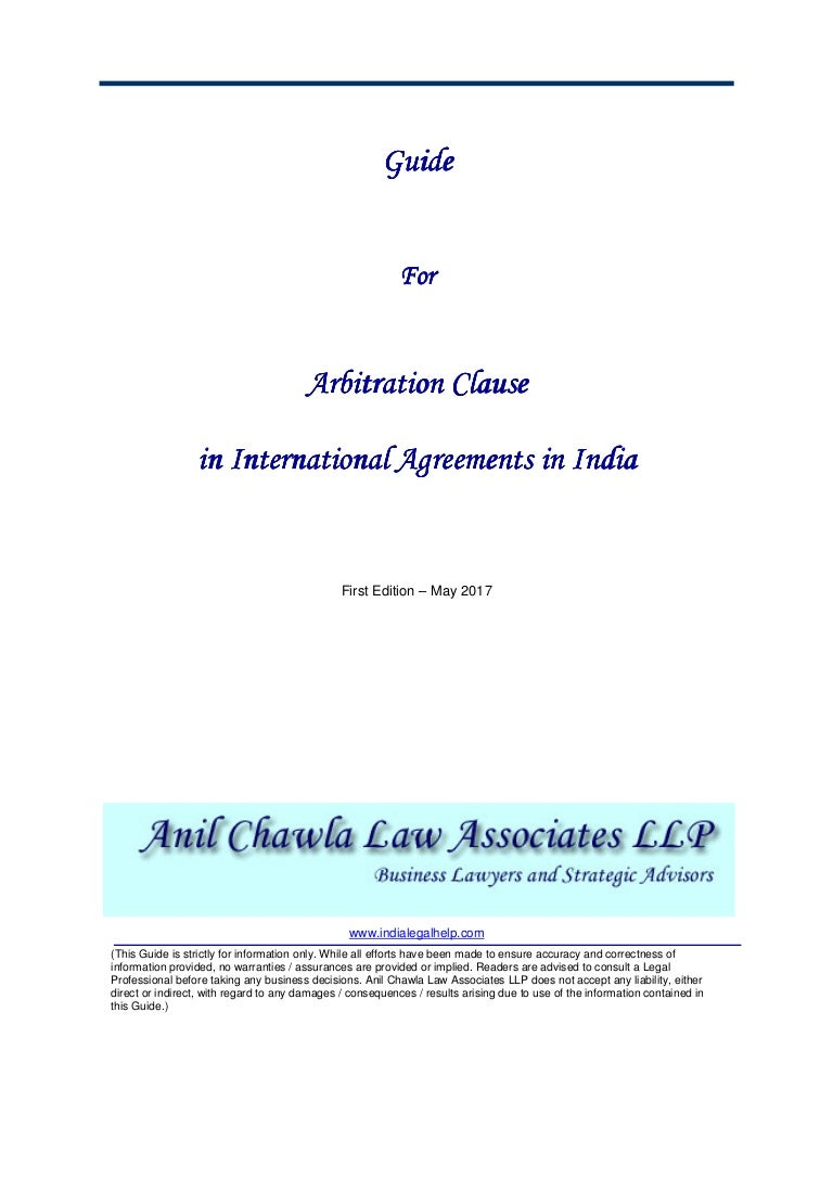 Investment advisory agreement arbitration clause wording forex reviewa