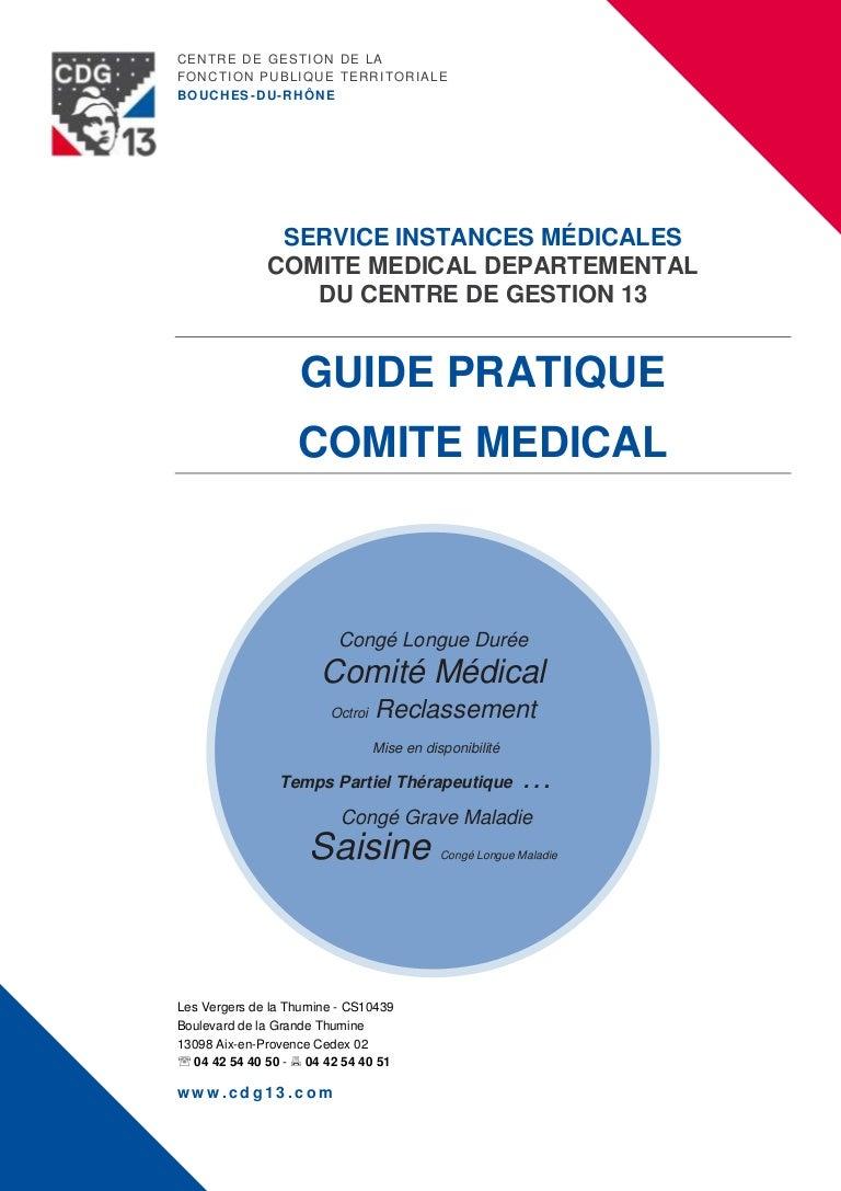Guide Comite Medical