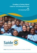 Creating a Caring School: Learning Guide Cover