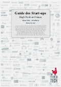 20è Edition du Guide des start-ups high-tech en France