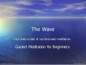 Guided Global Meditation