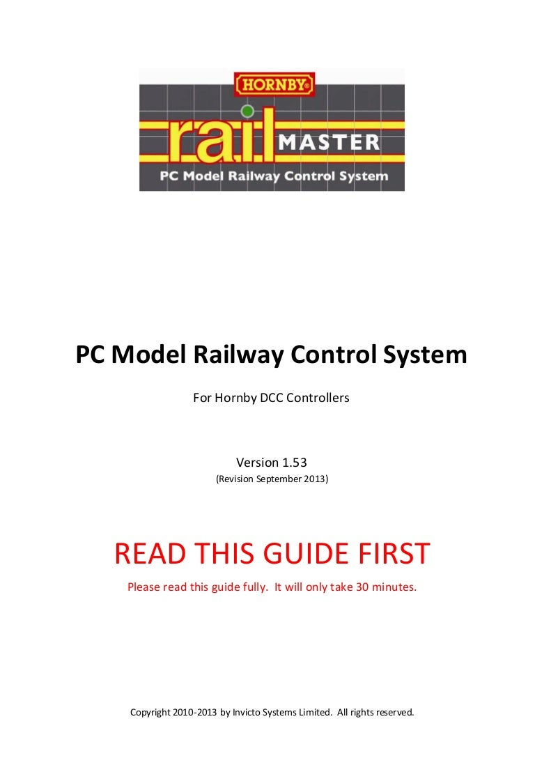Guide English What You Can Do For Model Trains As Electronic Controls Double Track Wiring Dcc