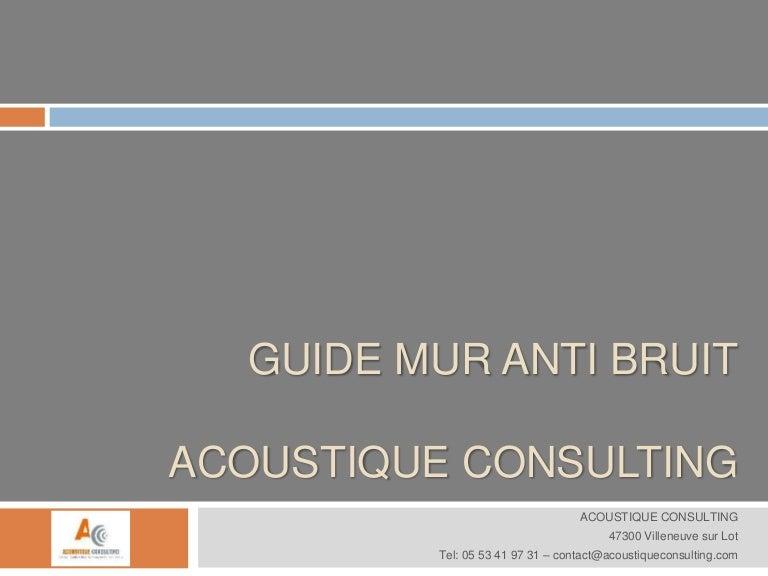 Panneau Anti Bruit Exterieur Particulier Panneau Anti Bruit - Panneau anti bruit exterieur particulier