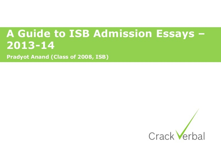essay writing      MBA Application   Admission Services   CrackVerbal