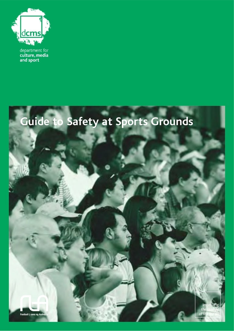 Media tweets by sports grounds safety authority (@sgsa_uk) | twitter.