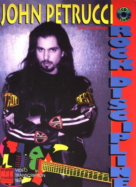 John Petrucci Rock Discipline Pdf