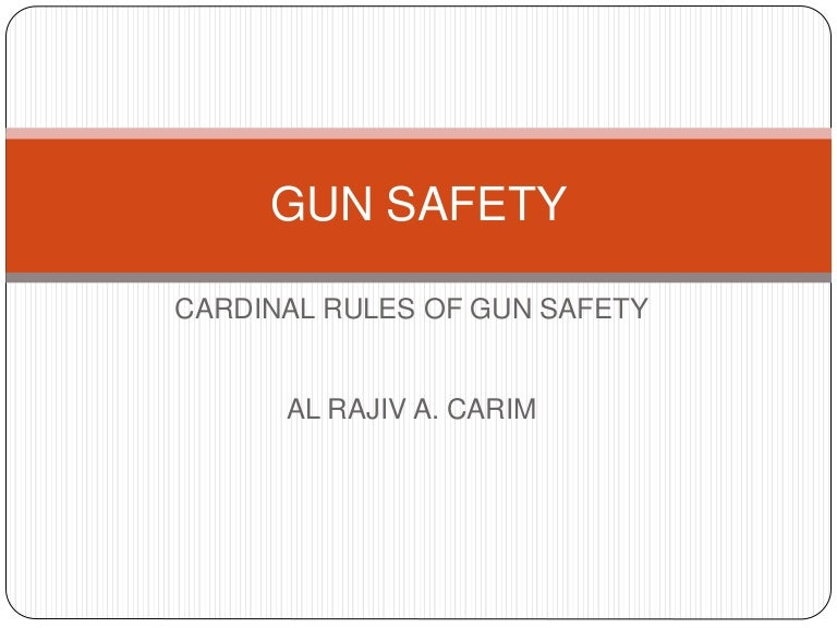 photograph about Printable Gun Safety Rules referred to as Gun basic safety