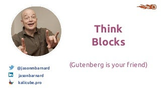Jason Barnard - How Gutenberg Blocks Are Fundamental to Your WordPress SEO