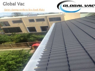 Gutter cleaning northern new south wales