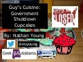 Aspie Recipes: Government Shutdown Cupcakes