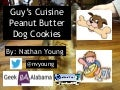 Aspie Recipes: Peanut Butter Dog Cookies
