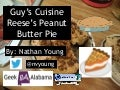 Aspie Recipes: Reese's Peanut Butter Pie
